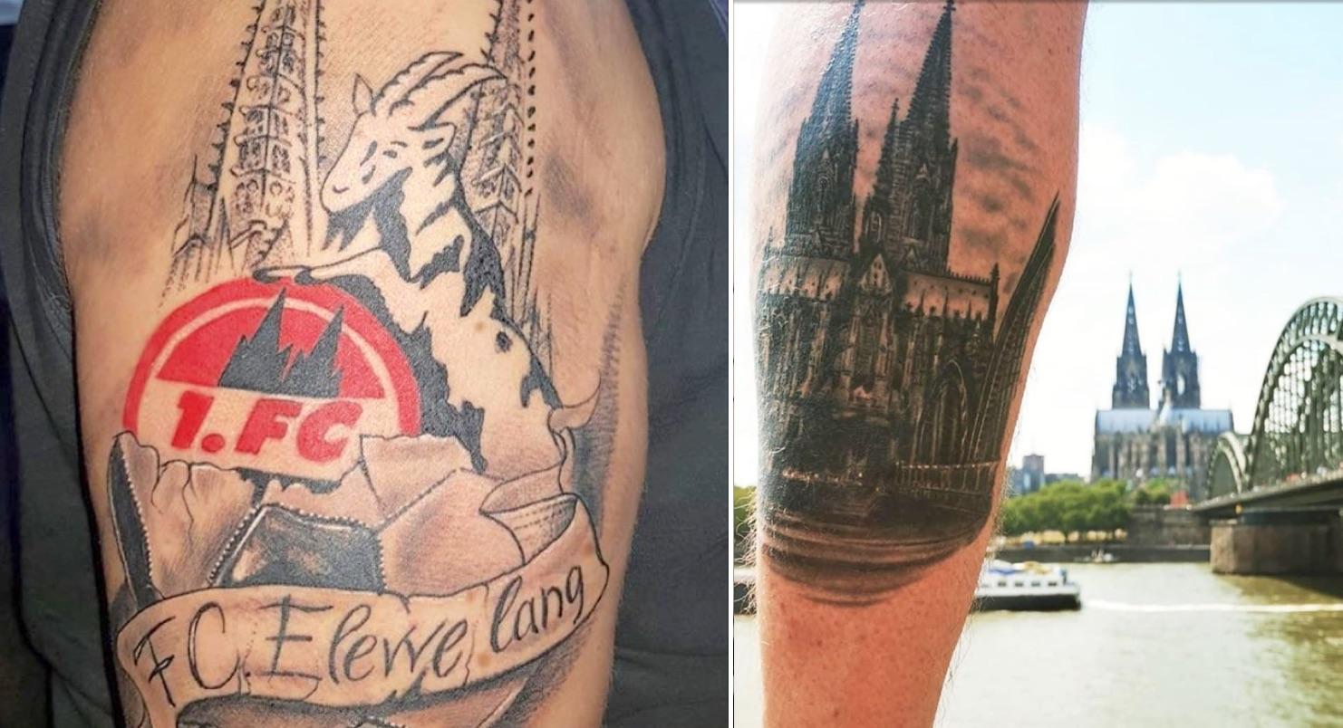 Tattoo motive männer wade