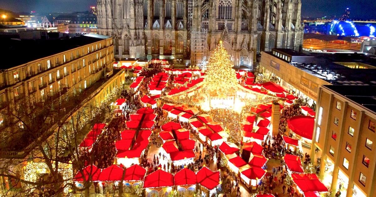 Weihnachtsmarkt Köln Neumarkt öffnungszeiten