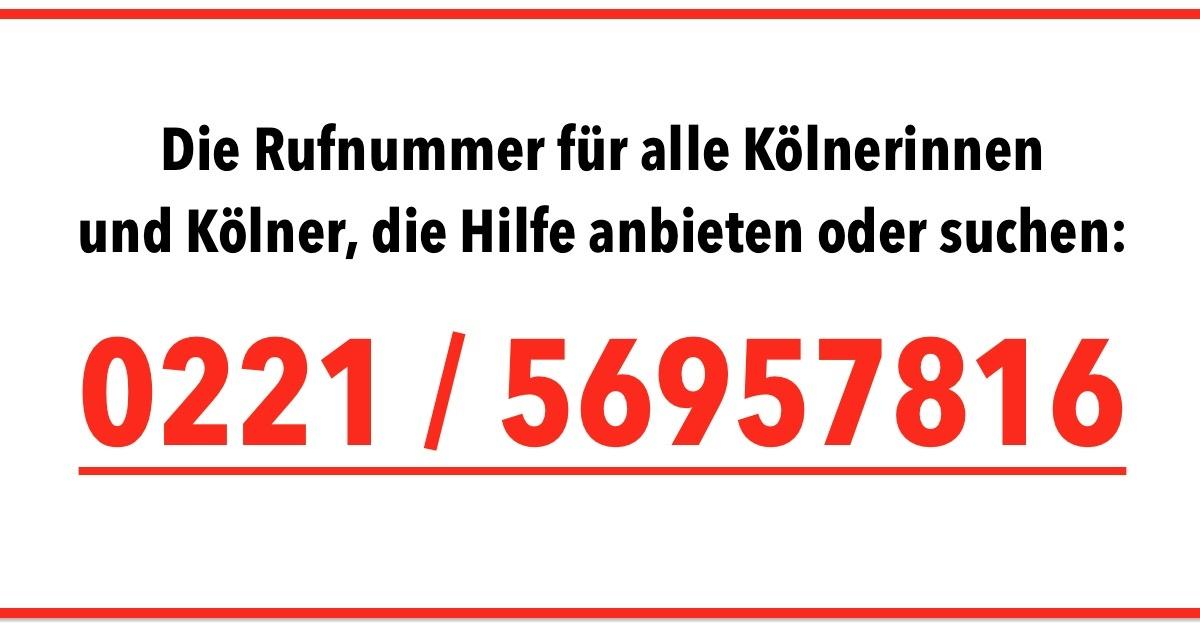 Nachbarschaftshilfe Köln