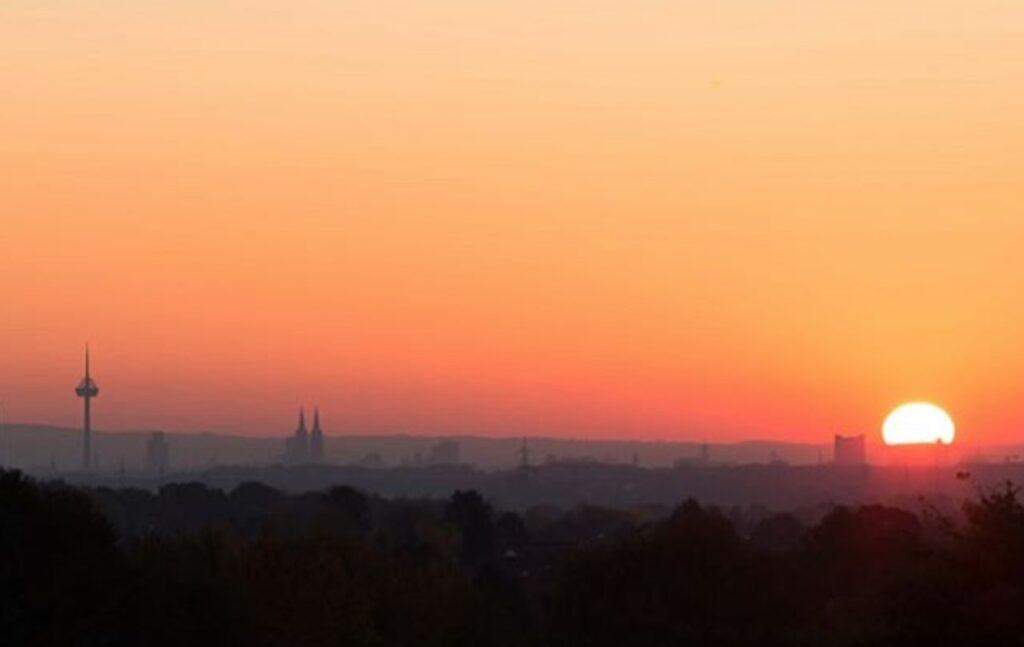Glessener Höhe Köln Skyline