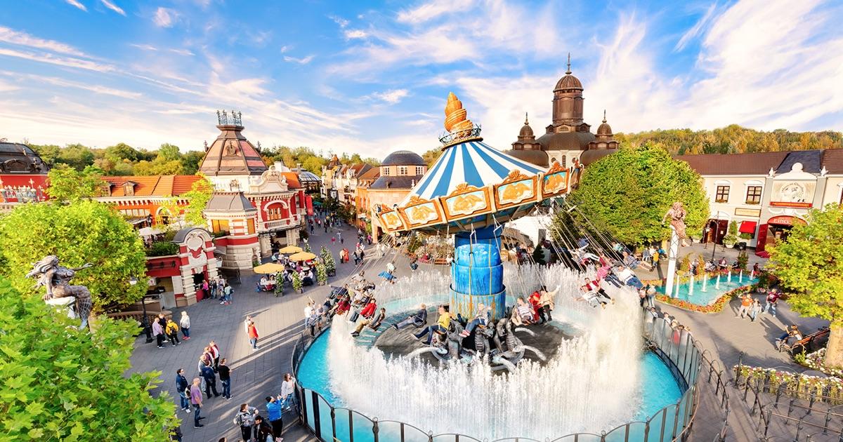 Informationen Zum Besuch Phantasialand Resort