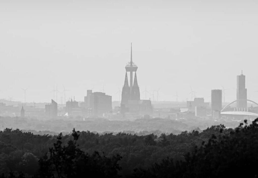 Köln Skyline Rösrath