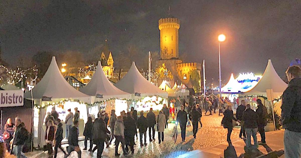 Hafenweihnachtsmarkt Köln